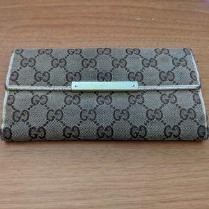 Gucci Wallet #54***